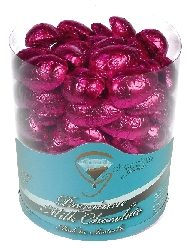 You can buy this 1kg tub of Half Easter Eggs Burgundy online in bulk at Moo-Lolly-Bar