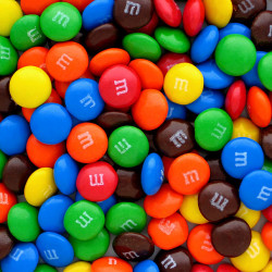 M&Ms Peanut 10kg Box in a bulk 10kg box is available to buy in Australia online at Moo-Lolly-Bar