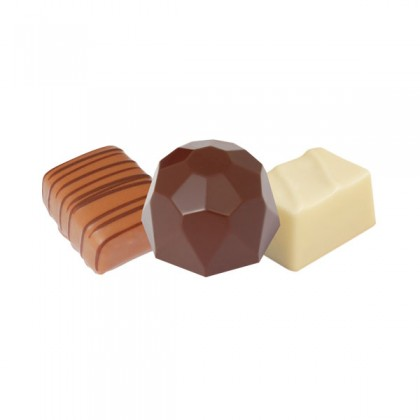 Order Assortment Catering Mix Belgian Chocolates at Moo-Lolly-Bar with fast shipping!