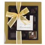 Buy Belgian Chocolate Assortment Box Dark 15pc at Moo-Lolly-Bar in Australia