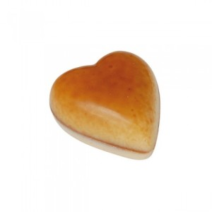 Heart Marble Belgian chocolates are perfect for weddings. Order them online at Moo-Lolly-Bar with fast shipping!
