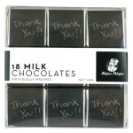 Buy Napolitain Box Thank You Chalk 18pc online in Australia at Moo-Lolly-Bar