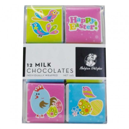 Buy Easter Napolitains 12 Pack online at Moo-Lolly-Bar with fast shipping & a free postage option.